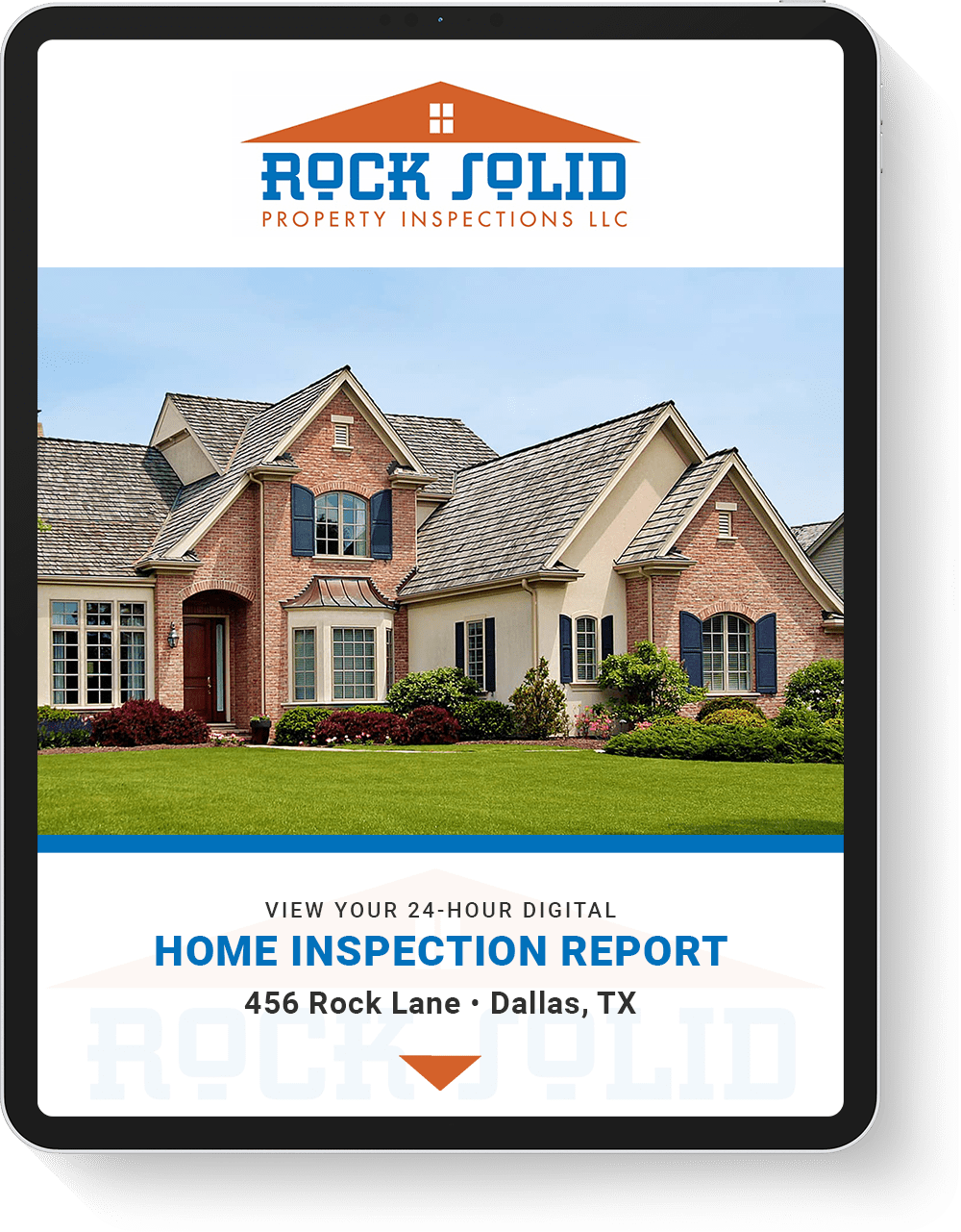 Digital Home Inspection